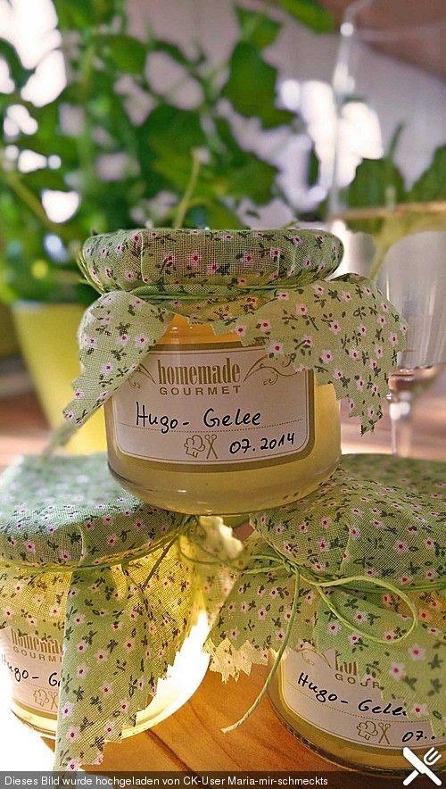 Gelee à la Hugo (Rezept mit Bild) von Maria-mir-schmeckts | Chefkoch.de