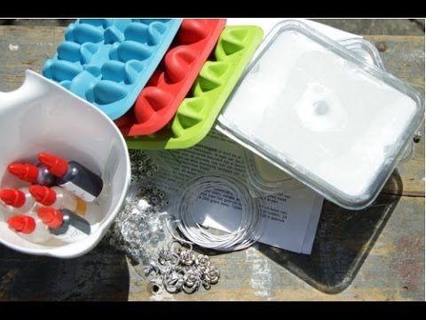 Moederdag: zeepjes maken in mooie vormen | Mieke Rozing