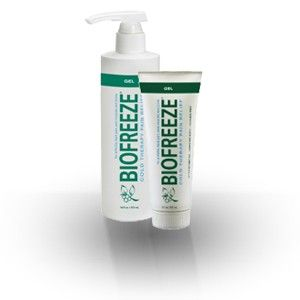 Biofreeze products provide temporary relief from minor aches and pains of sore muscles and joints associated with lower back pain, arthritis, bruises, strains and sprains. http://www.nzhealthfood.com/biofreeze-pain-relieving-gel.html