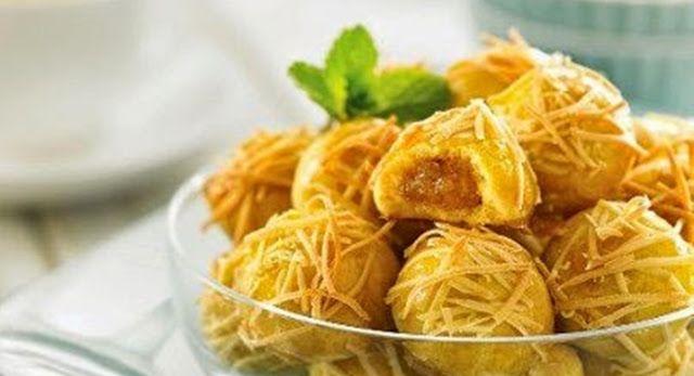 Resep Kue Kering Nastar Selai Nanas Keju Empuk Enak Dan Renyah Spesial Lebaran Aneka Resep Jajanan Indonesia Kue Kering Resep Resep Kue