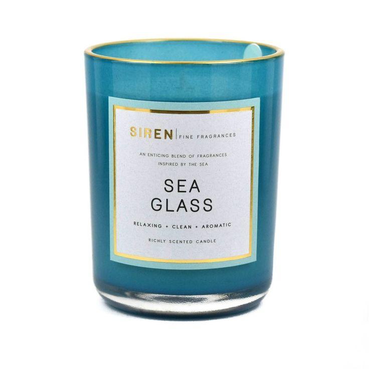 SIREN fine fragrances FRAGRANCE PROFILE Brilliant marines with fresh aquatic…