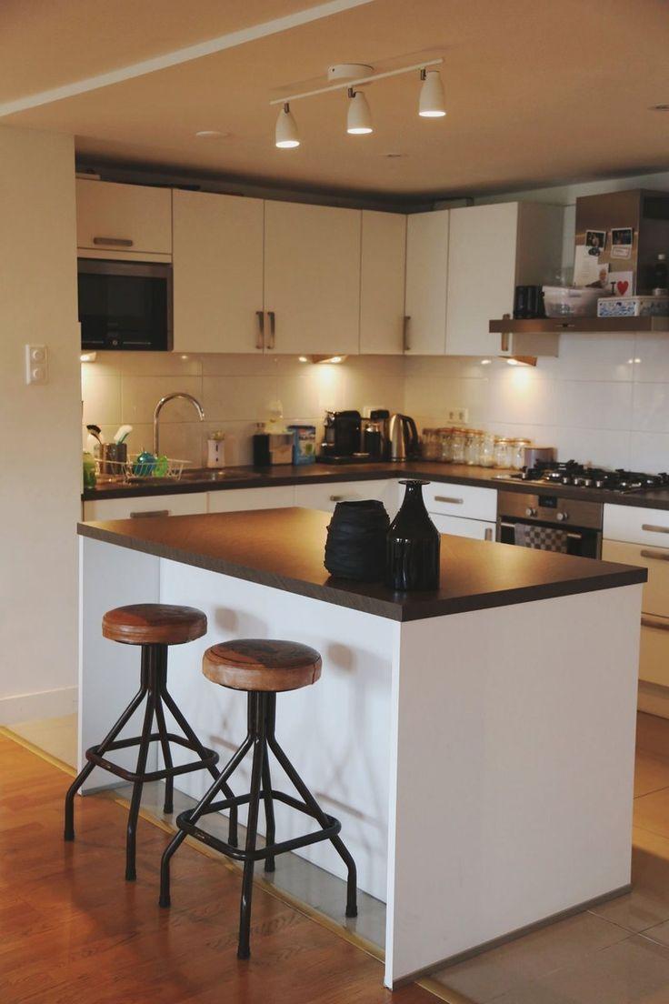 40 best images about keuken on pinterest - Keuken back bar ...