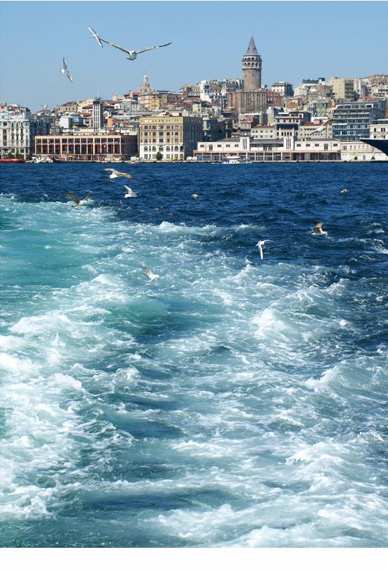 Istanbul, Turkey Would love to take a boat ride on the Bosphoros!
