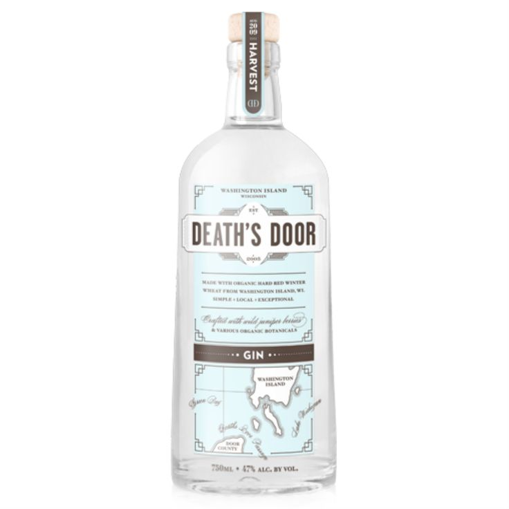 death's door gin | Death's Door Gin – WelkeTonic.be