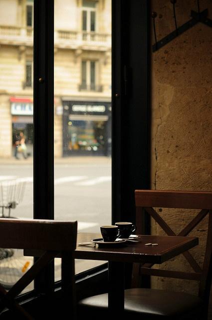 Café Parisien    #Paris #MissKl #SpringtimeinParis