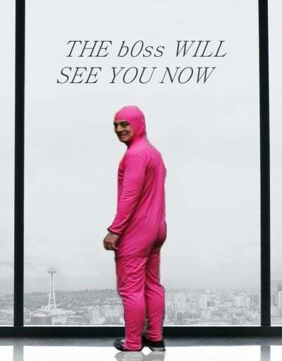 thats it thats the end of my sanity... Tis pink man