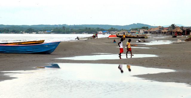 Day 175: La Boquilla (not a port of call for cruise ships), Caribbean Coast (Colombia)