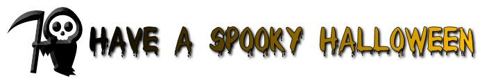 if you want a spooky logo you can download this one or make your own here you gohttps://cooltext.com
