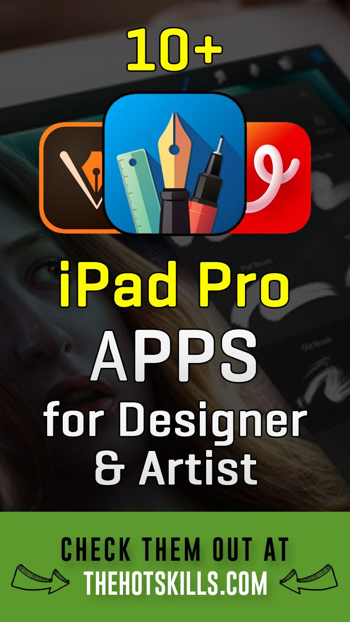 11 Best Ipad Pro Apps For Drawing Sketch Pencil In 2019 Ipad