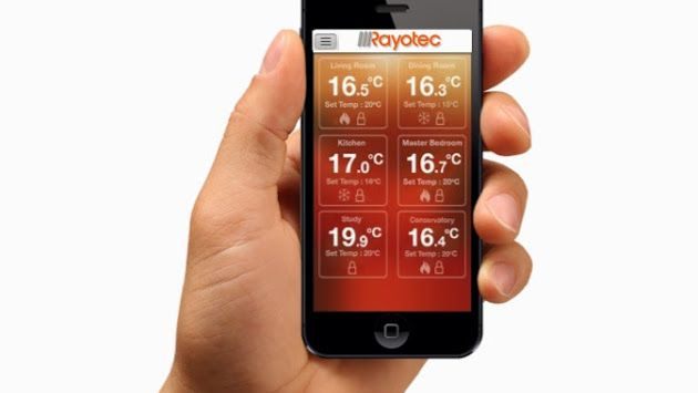 The future of heating has arrived, with the Heatmister Neo-Stat app. Control your home with the new HeatMiser Neo-e Smart Phone/Tablet Thermostats app. Learn more! http://www.rayotec.com/neo-wireless-thermostats
