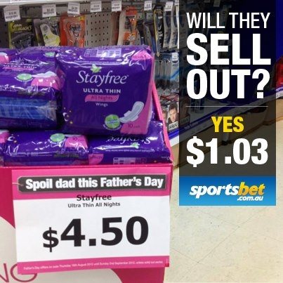 Novelty betting - Happy Father's Day! - Sportsbet.com.au