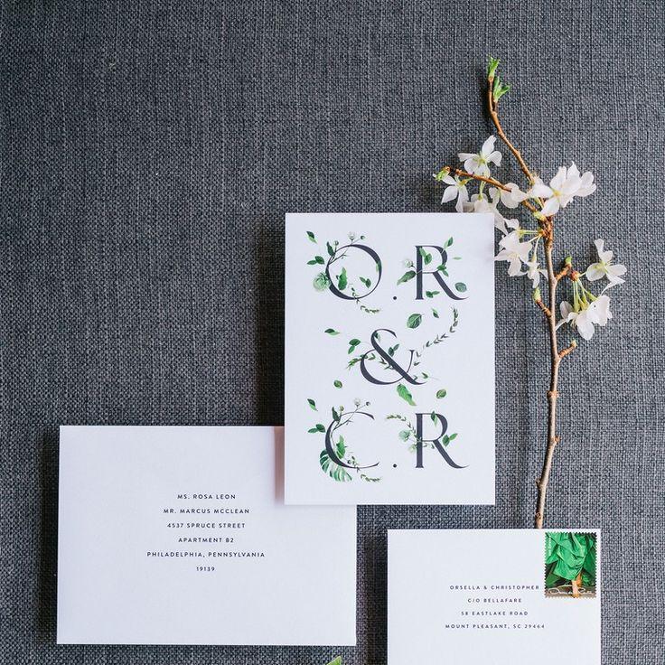 530 best Wedding Invitations Stationery images on Pinterest