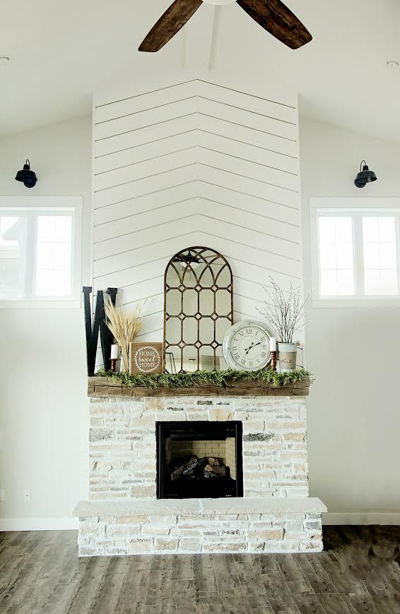Best 25+ Shiplap fireplace ideas on Pinterest | Fireplace ...