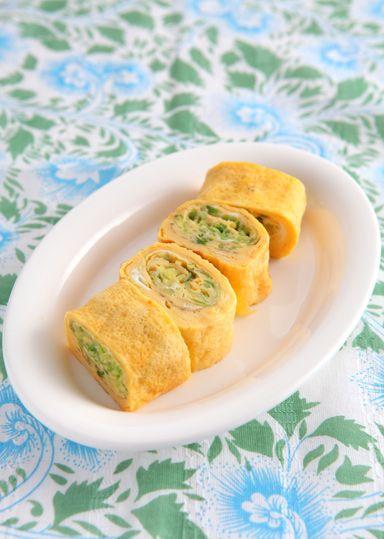 キャベツの卵焼き のレシピ・作り方 │ABCクッキングスタジオのレシピ ... 材料(4個分)