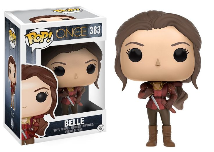 Pop! TV: Once Upon A Time - Belle