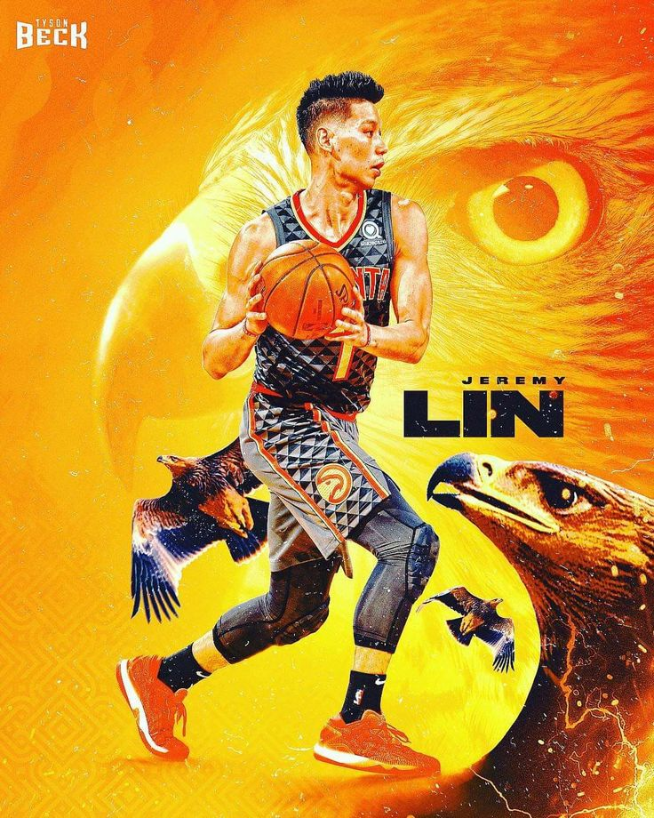 Pin by Delay of Game Hoops on NBA Cool Arts Jeremy lin