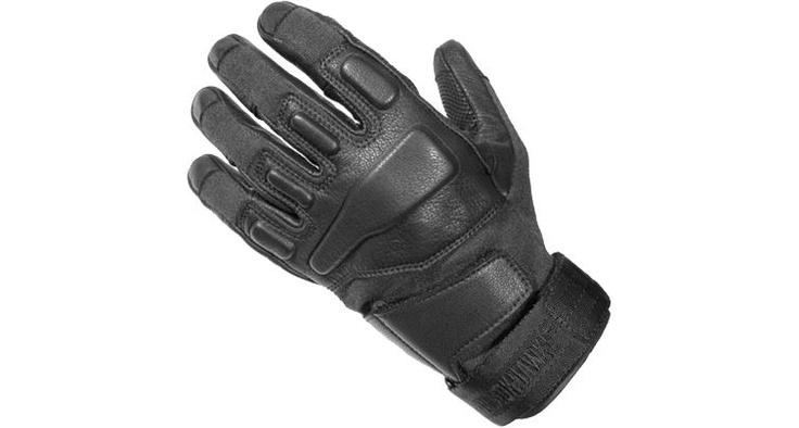 Blackhawk HellStorm S.O.L.A.G. Kevlar Gloves, Medium, Black 8114MDBK