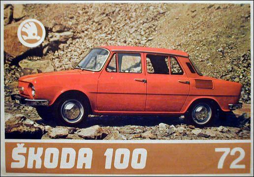 Škoda 100/110 (1969–1977)