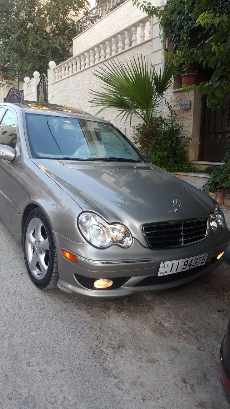Mercedes benz c230 kompressor sport 2005 w203 luxury car