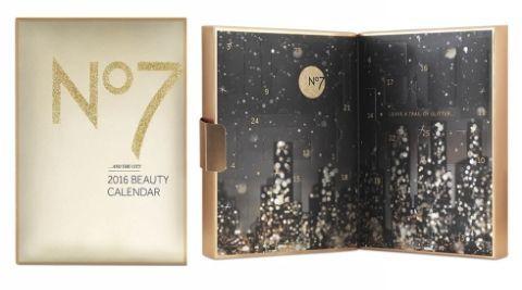 Beauty Advent Calendar 2016