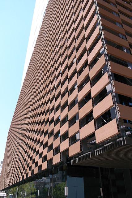 ABC Asahi Broadcasting    NTT FACILITIES, INC. + Kengo kuma