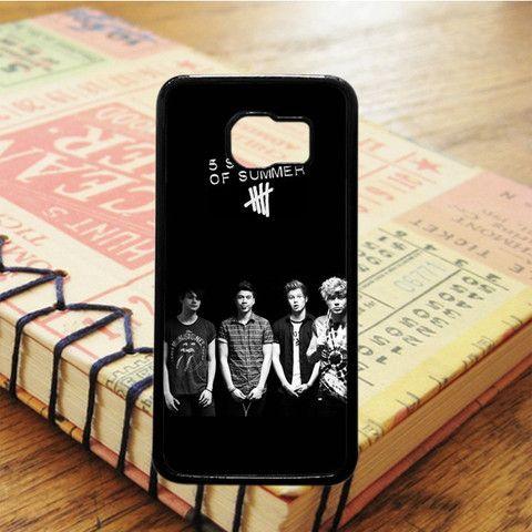 5 Second Of Summer 5 Sos Music Samsung Galaxy S7 Edge Case