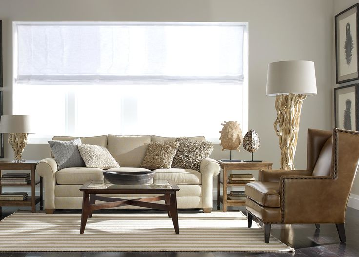 Ethan Allen Neutral Living Rooms Ethan Allen Neutral Interiors Pinterest Shops
