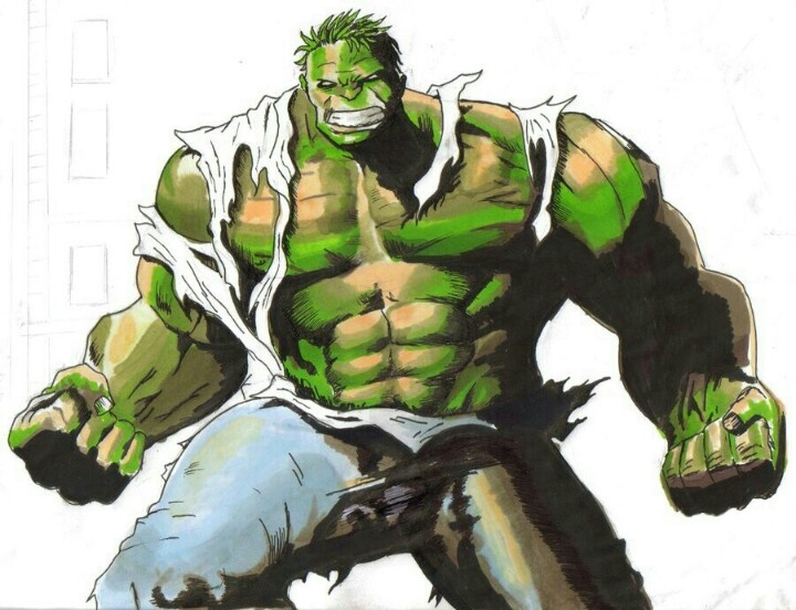 2134 Best THE HULK And FRIENDS Images On Pinterest