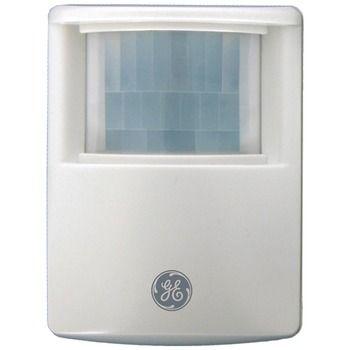 GE 45132 Wireless Alarm System Motion Sensor