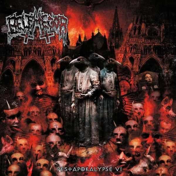 Belphegor, Pestapokalypse VI, 2006, Nuclear Blast Records | Recensione canzone per canzone, review track by track. #Rock & Metal In My Blood
