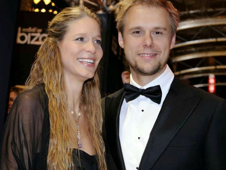 Armin van Buuren & Erika Van Thiel❤
