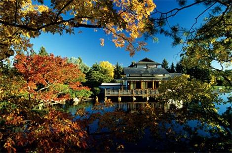 Nikka Yuko Japanese Garden :: Lethbridge, Alberta