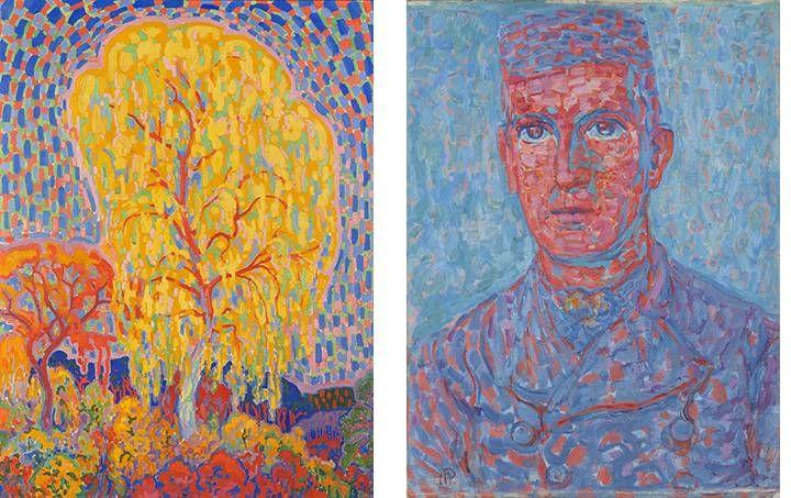 Louter licht, luminisme in beeldende kunst en muziek.