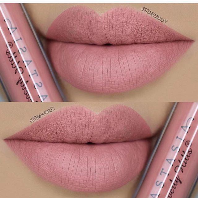 """anastasia beverly hills liquid matte lipstick """"crush"""""""