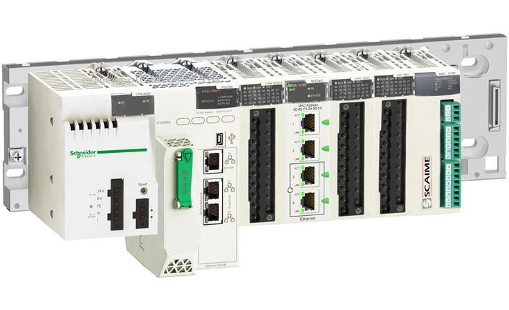 You need to know about Schneider PLC M580