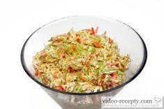 Recept Dietní salát Coleslaw - salát coleslaw