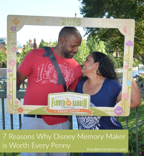 7 Reasons Why Disney Memory Maker is Worth Every Penny!  When visiting Walt Disney World in Central Florida, take advantage of Memory Maker to create special memories and have a fun family vacation!