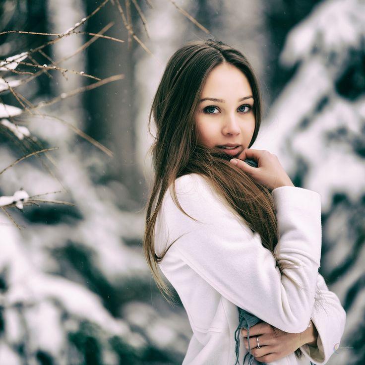 зимний портрет - Поиск в Google