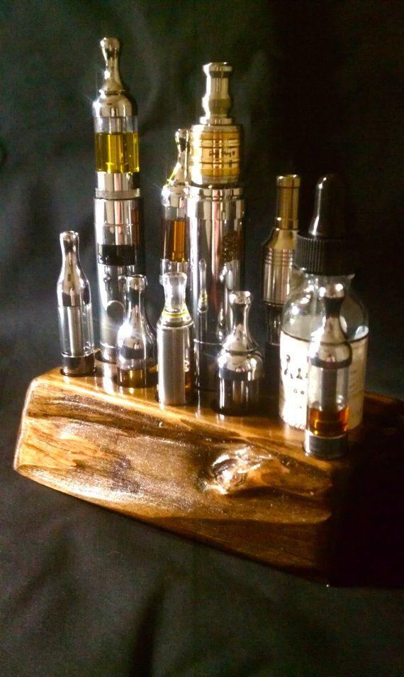Vape Stand Designs : E cig holder vapor stand for mod ego apv pv pro vamo