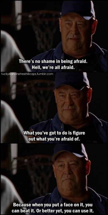 favorite quote from oth <3