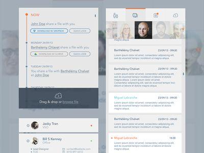 Chat Modal - WebRTC