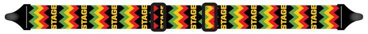 Stage Rasta Zig Zag