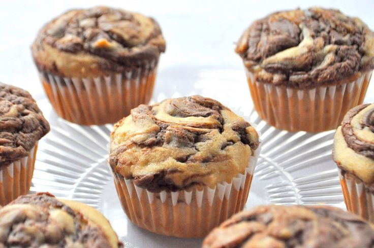 Muffins facile au Nutella avec thermomix