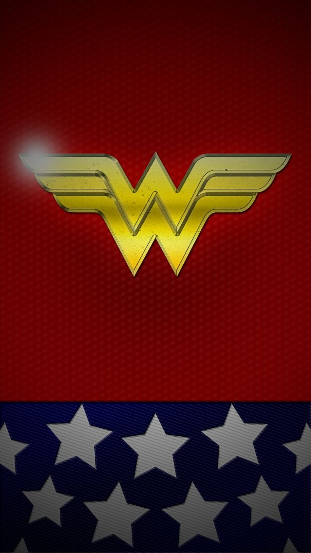 Wonder Woman - iPhone Wallpaper by ItsIntelligentDesign