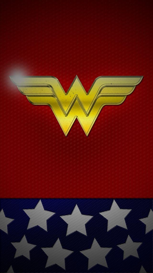 Wonder Woman - iPhone Wallpaper by ItsIntelligentDesign