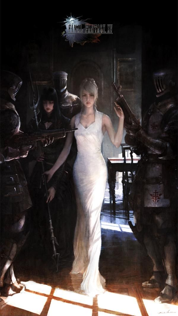 KINGSGLAIVE: Final Fantasy XV Thread: Everything for the future king - Page 15 - NeoGAF