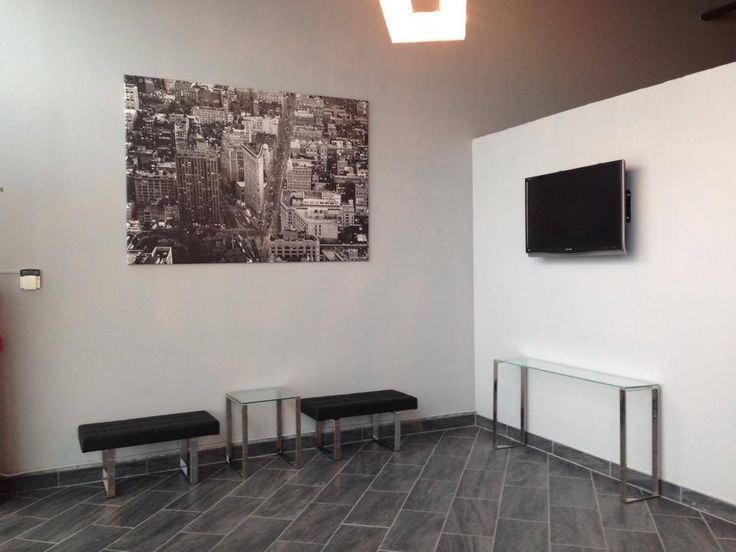 Our front foyer at The Warehouse Event Venue in Toronto