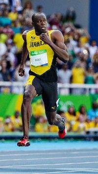 Usain Bolt najszybszy człowiek świata