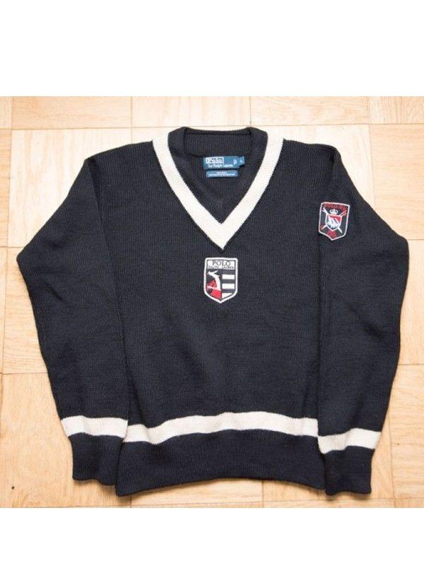 Vintage Polo Sport Ralph Lauren Suicide Ski Shirt Hi Tech RL2000 Stadium Indian