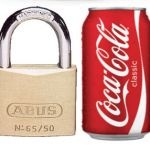 How to Open a Locked Padlock with a Coke Can